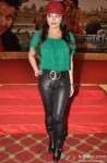 Rakhi Sawant at Dhule Raja music launch
