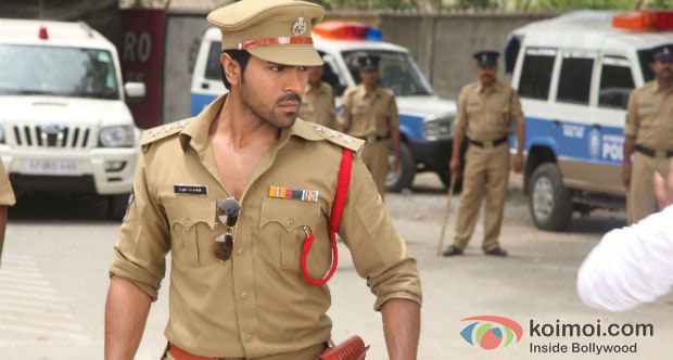 Ram Charan Teja in Zanjeer 2013 Movie Stills