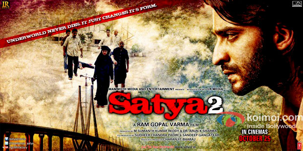 Satya 2 Movie New Poster