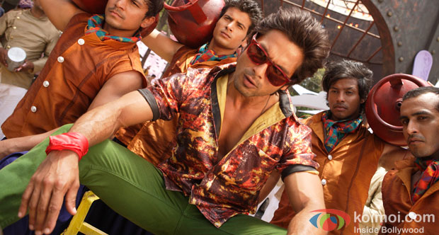 Shahid Kapoor in Phata Poster Nikhla Hero Movie Stills