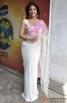 Shilpa Shetty during the MasterChef India 3 promotions on the sets of Nach Baliye 5