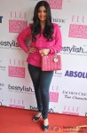 Shilpa Shetty poses during the Breast Cancer Campaign launch