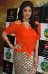 Shilpa Shetty poses on the sets of Nach Baliye 5