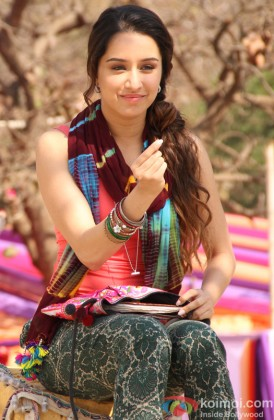 Shraddha Kapoor In A Still From Her Film