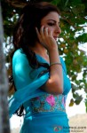 Soha Ali Khan Snapped Talking On Phone In A Still From Her Film