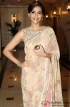 Sonam Kapoor Looks Stunning In A Saree