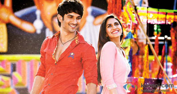 Sushant Singh Rajput And Vaani Kapoor in Shuddh Desi Romance Movie Review (Sushant Singh Rajput And Vaani Kapoor in Shuddh Desi Romance Movie Stills)