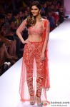 Vaani Kapoor Scorches The Ramp In Red
