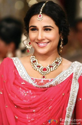 Vidya Balan Looking Gorgeous In A Still From Bobby Jasoos