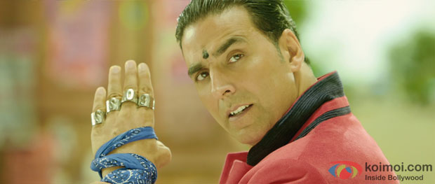 Akshay Kumar in Hum Na Tode Song still from Boss