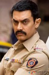 Aamir Khan Giving A Steely Look
