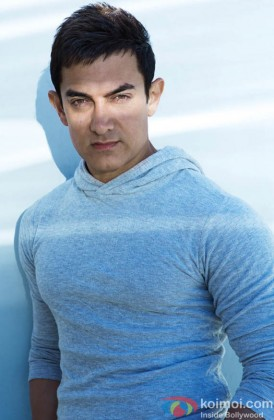 Aamir Khan In a Pensive Mood