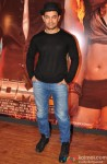 Aamir Khan during the press conference of film 'Dhoom 3'