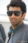 Aditya Roy Kapur Looks Stylish With Shades On