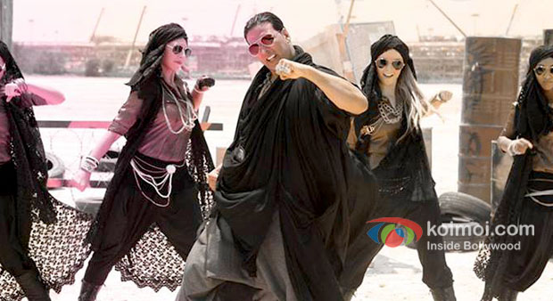 Akshay Kumar in Boss Movie Stills