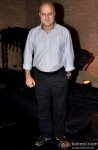 Anupam Kher Snapped In A Casual Manner At An Event
