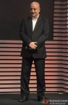 Anupam Kher during the launch of television series 24