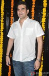 Arbaaz Khan attends an Diwali party hosted by Ekta Kapoor