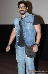 Arshad Warsi during the trailer launch of film 'Dedh Ishqiya'
