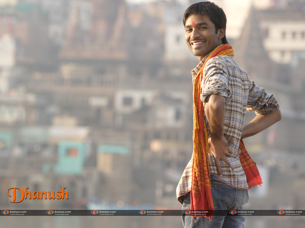 Dhanush Wallpaper 1