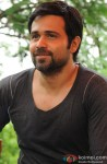 Emraan Hashmi flashes his smile