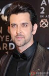 Hrithik Roshan during the GQ India Man of the year Award ceremony