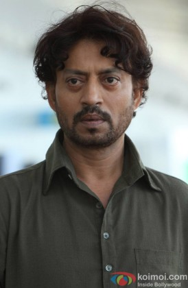 Irrfan Khan Snapped In A Still From His Film