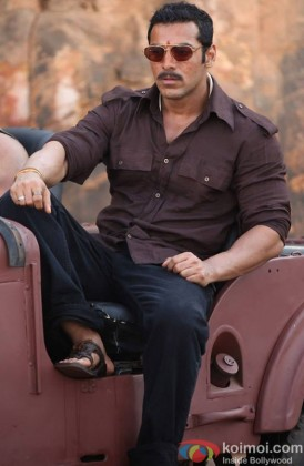 John Abraham In A Still From His Film Shootout At Wadala