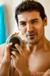 John Abraham Snapped In A Still From I,Me Aur Main