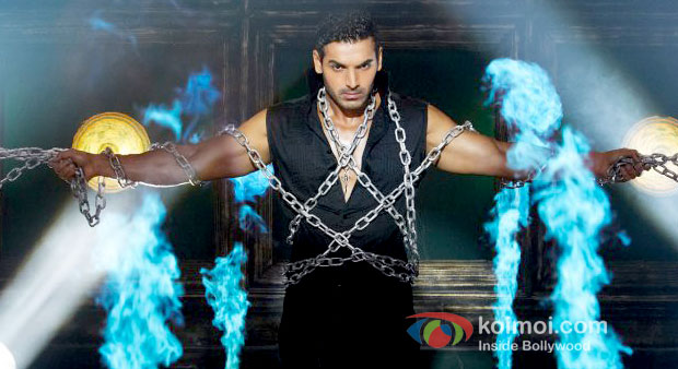 John Abraham in Race 2 Movie Stills