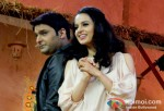 Kangana Ranaut With Kapil Sharma promote 'Rajjo' on 'Comedy Night With Kapil'