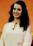 Kangana Ranaut promotes 'Rajjo' on 'Comedy Night With Kapil' Pic 1