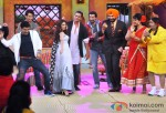 Kapil Sharma, Aditi Rao Hydari, Akshay Kumar, Ronit Roy And Navjot Singh Sidhu promote Boss on 'Comedy Nights with Kapil'
