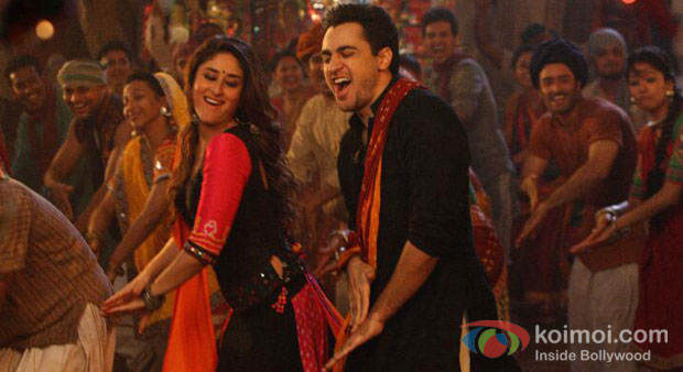 Kareena Kapoor And Imran Khan in Gori Tere Pyar Mein Movie Stills