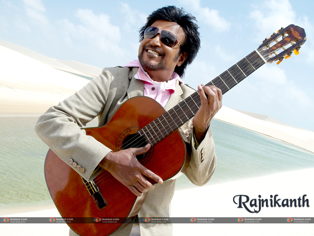 Rajnikanth Wallpaper 1