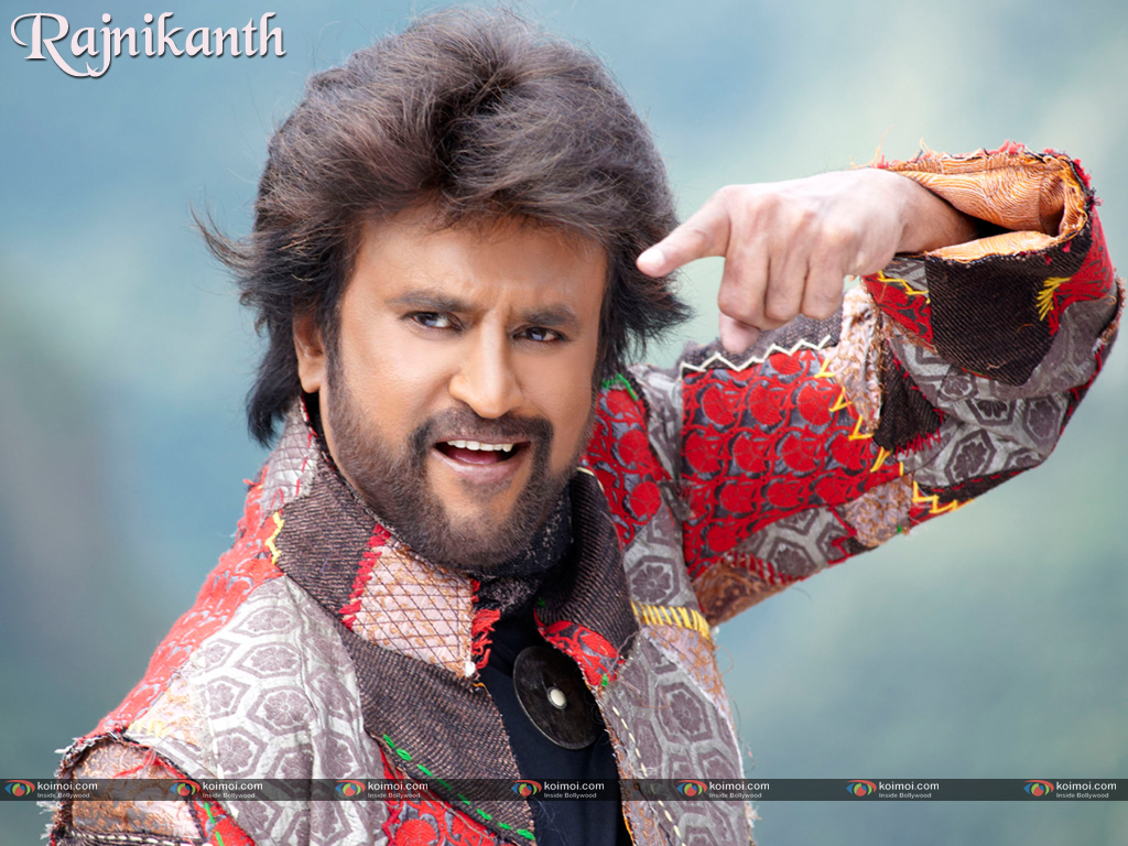 Rajnikanth Wallpaper 2