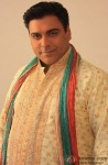 Ram Kapoor poses for the shutterbugs