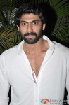 Rana Daggubati at an event