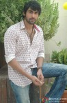 Rana Daggubati during the promotion of film Dum Maaro Dum