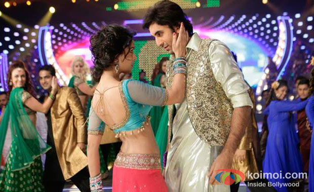 Pallavi-Sharda And Ranbir Kapoor in Besharam Movie Stills