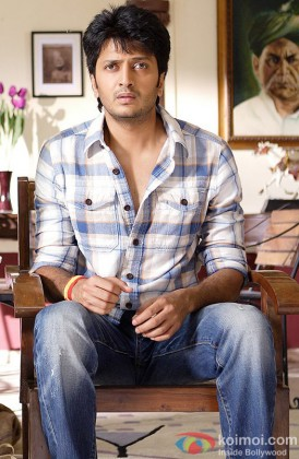 Riteish Deshmukh In A Still From His Film