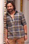 Saif Ali Khan dons a new look for his film Bullett Raja
