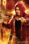 Salman Khan gives a devilish pose for Bigg Boss' promotion