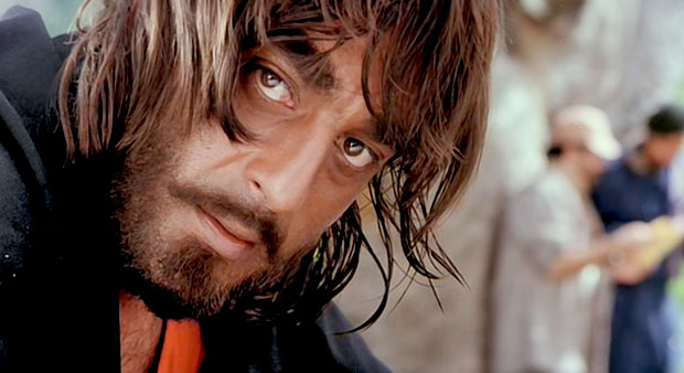 Sanjay Dutt In Khalnayak Movie Stills