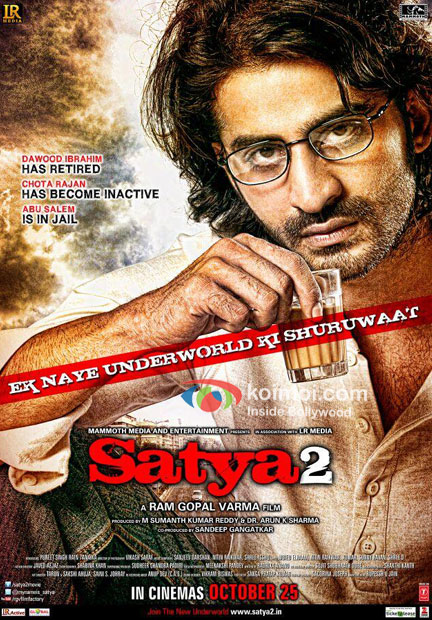 Punit Singh Ratn in Satya 2 New Movie Poster