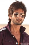 Shahid Kapoor in a still from his film R… Rajkumar