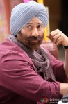 Sunny Deol in still from his film 'Sigh Saab The Great'