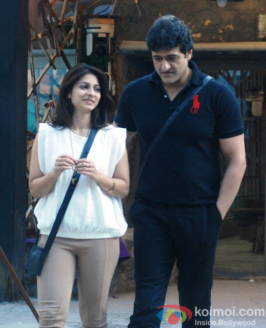 Tanisha Mukherjee And Armaan Kohli in Bigg Boss 7