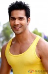 Varun Dhwan Flashing His Killer Smile