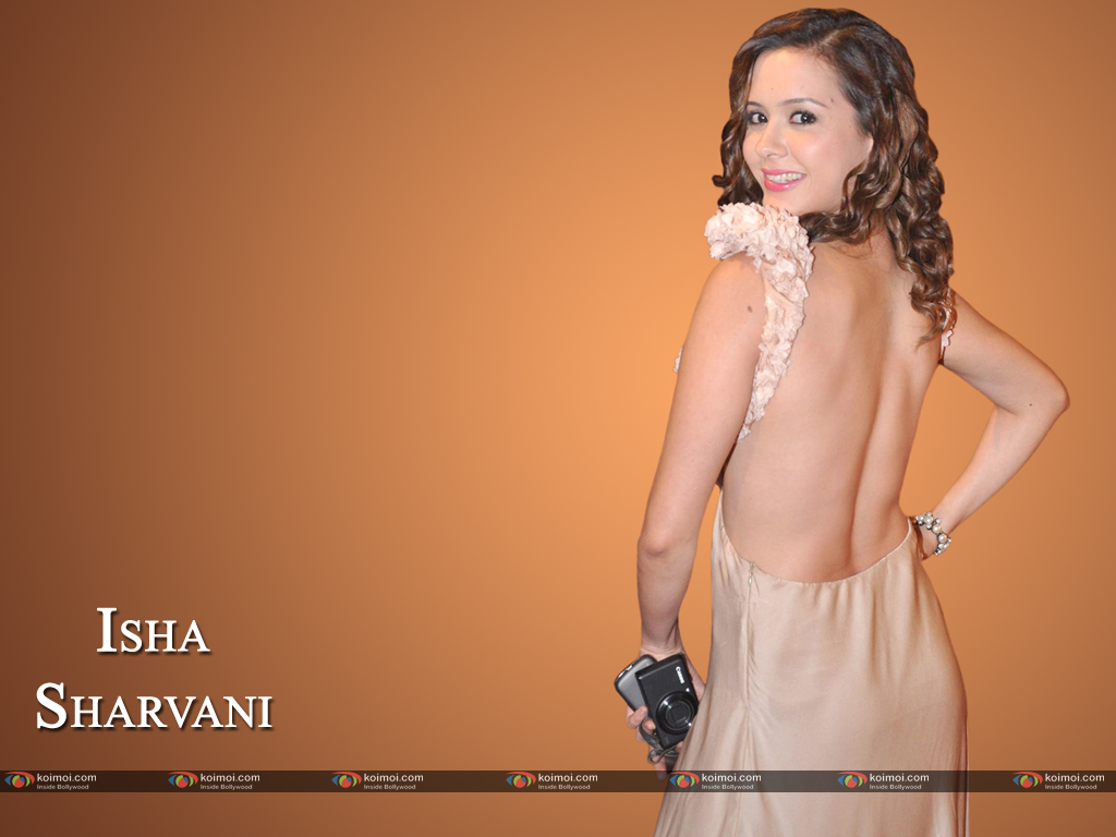 Isha Sharvani Wallpaper 1